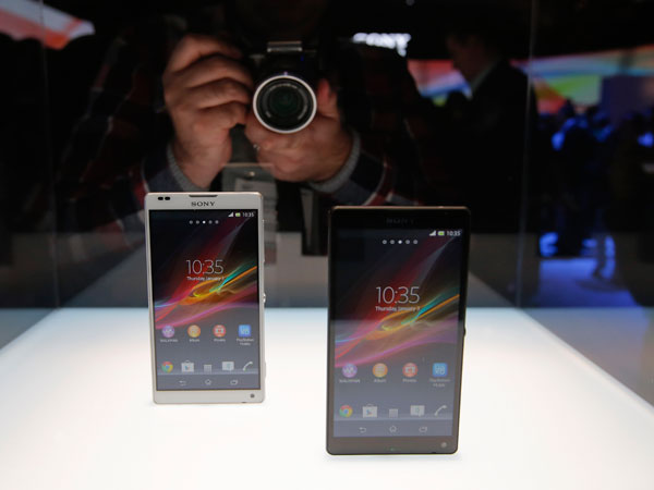 Sony lanza Xperia Z