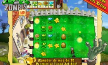 IOS PLANTS VS ZOMBIES