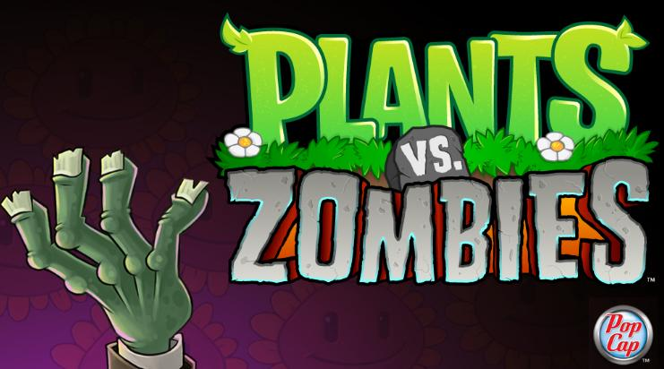 Plants vs. zombies es un divertido juego disponible para android en el