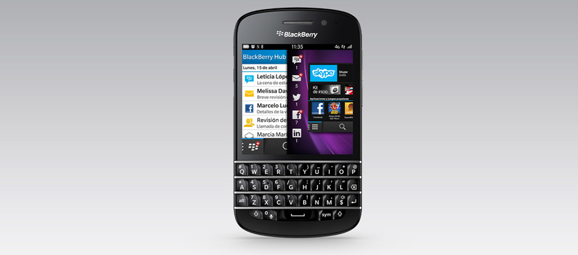 Blackberry Q10 - 4
